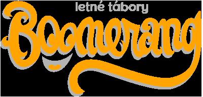 Letné tábory Boomerang Logo