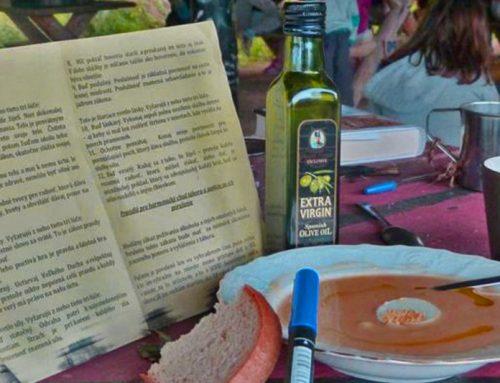 Táborové jedlo o ktorom porozprávate doma